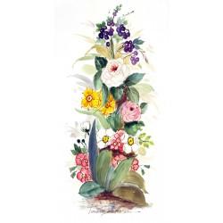 Fanny De Scolari - Composizione Floreale 2 rose