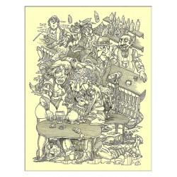 Davide Caviglia - Illustrazioni