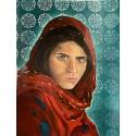 The Black Lotus - Afghan Girl