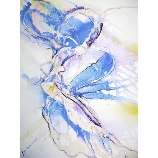 Katia Seri - Il bruco e la farfalla